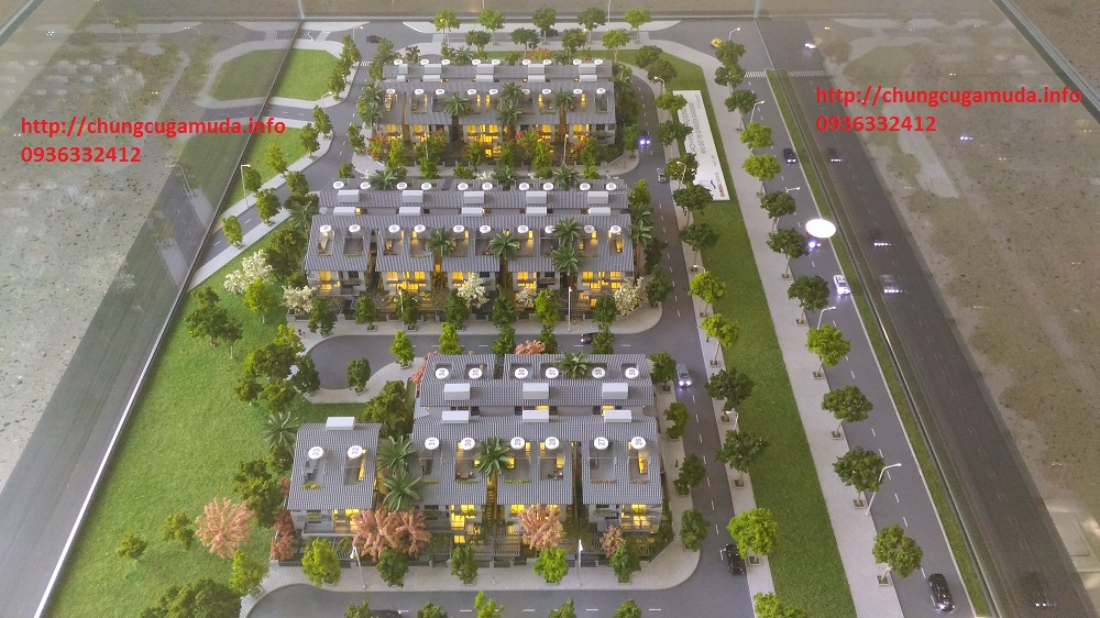 Biệt thự song lập Gamuda Iris Homes SD5