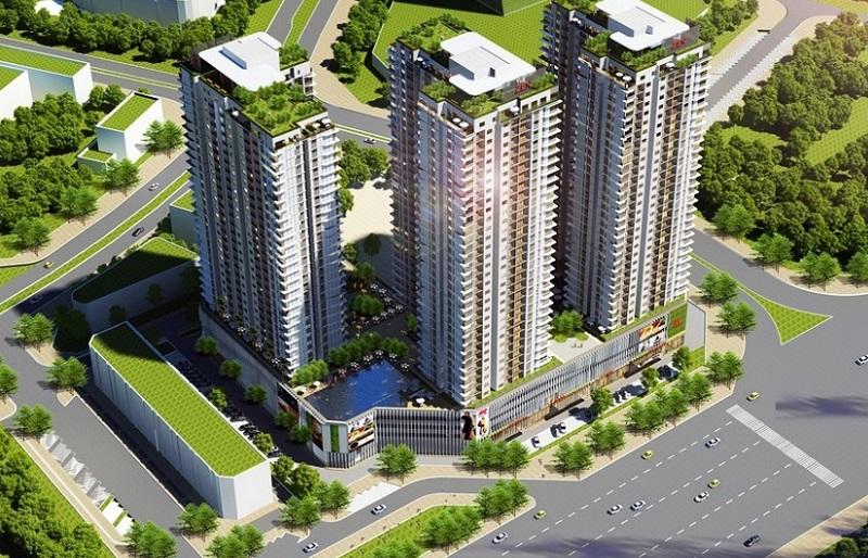 The ZEN Residence là dự án căn hộ cao cấp thứ 3 tại Hà Nội của chủ đầu tư Gamuda Land.