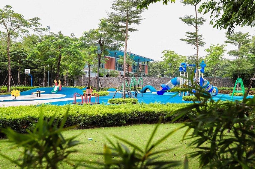 Công viên vui chơi cho trẻ nhỏ