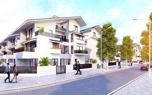 biệt thự song lập Gamuda Iris Homes