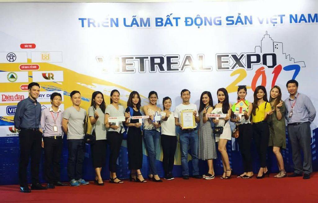 Triển lãm bất động sản Việt Nam - Vietreal Expo