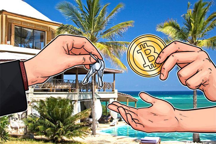 5 thành phố hỗ trợ giao dịch bất động sản với Bitcoin