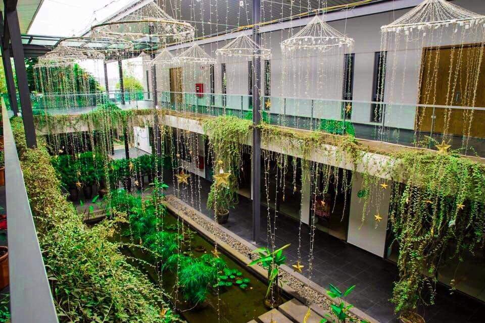 Nhà câu lạc bộ khu đô thị Gamuda Gardens, Yên Sở,  Hoàng Mai, Hà Nội